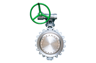4E 200# WCB Cast Steel Butterfly Valve