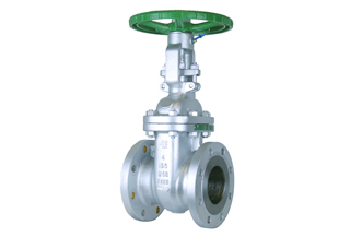 4E Cast Steel WCB OS&Y Gate Valve