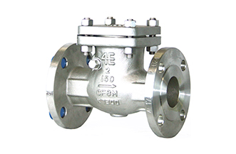 4E 150# CF8M Stainless Steel Swing Check Valve
