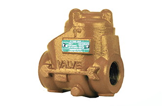 4E 3000/5000PSI WCB Cast Steel Swing Check Valve (CBCV)