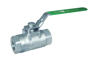 4E 3000PSI FP 2PC Stainless Steel Ball Valve