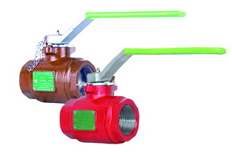 4E WCB Carbon Steel Oilfield Ball Valve (CSBV)