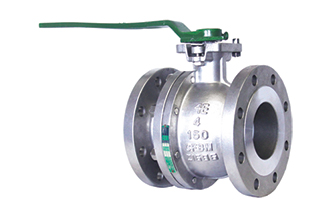 4E CF8M Stainless Steel Ball Valve